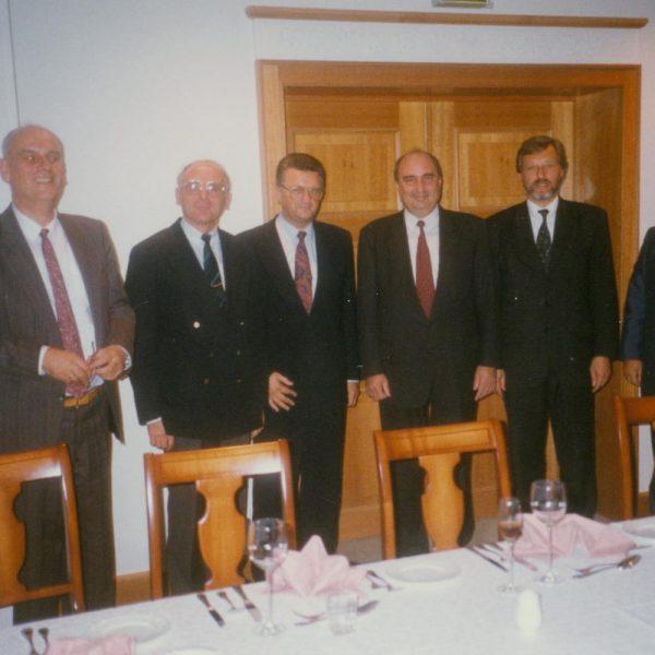 Die 1. Sitzung des Aufsichtsrats der DEGES