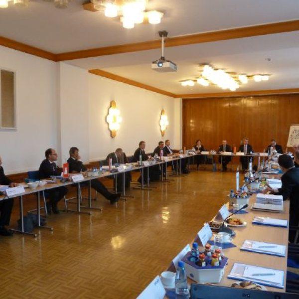 Die 100. Sitzung des Aufsichtsrats der DEGES